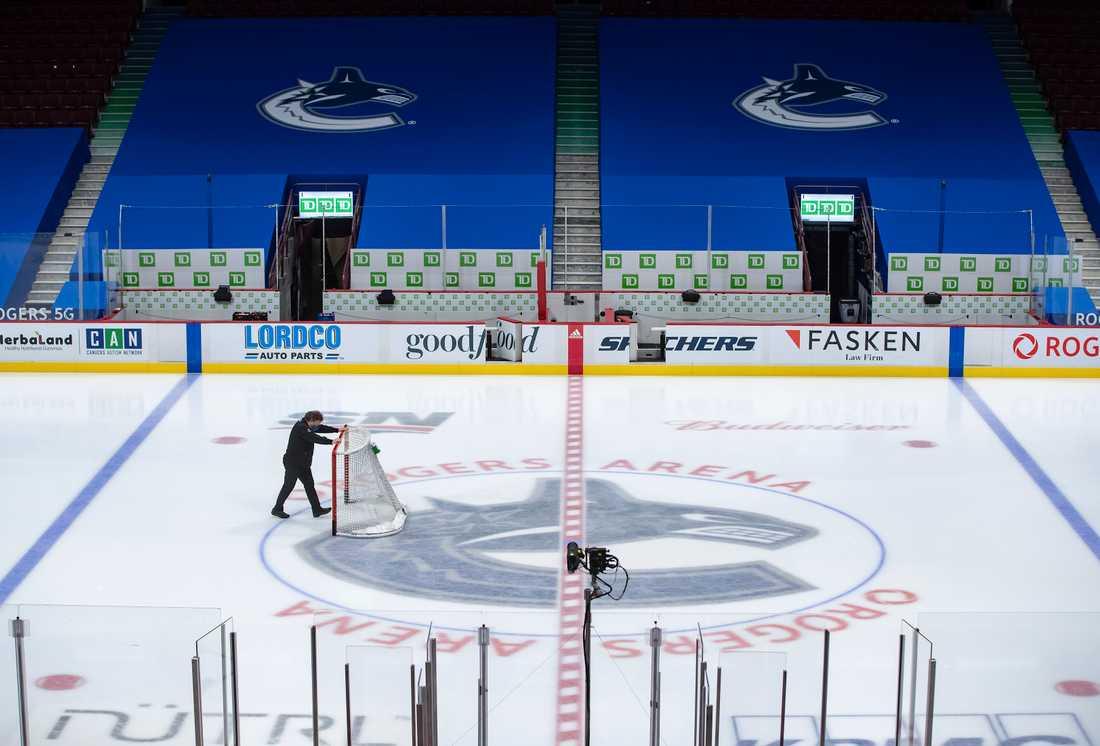 Vancouver Canucks kan snart spela igen i NHL.
