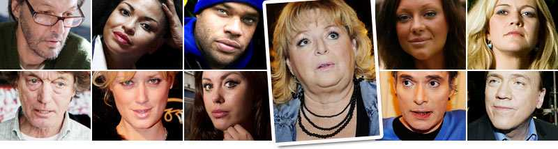 """Kränkta Kändisarna som fick frågan om att delta i rehabsåpan """"Celebrity rehab"""" kände sig kränkta. Alla utom artisten Camilla Henemark tackade nej."""