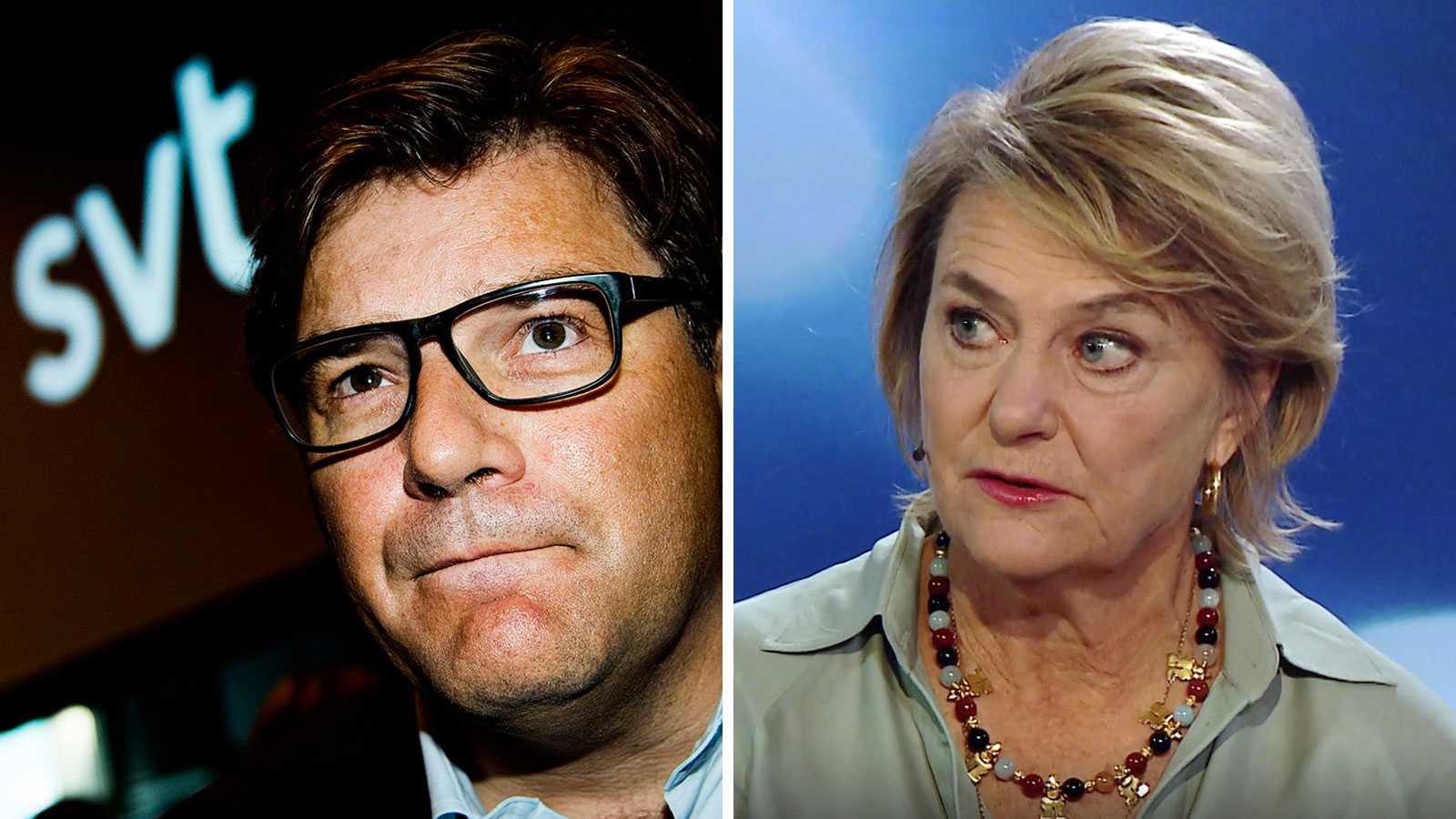 Eva Hamilton kritisk till SVT:s nyhetsplaner