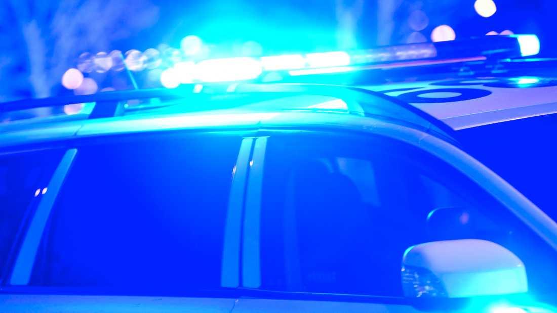 En flicka har rånats utanför Göteborg. Arkivbild.