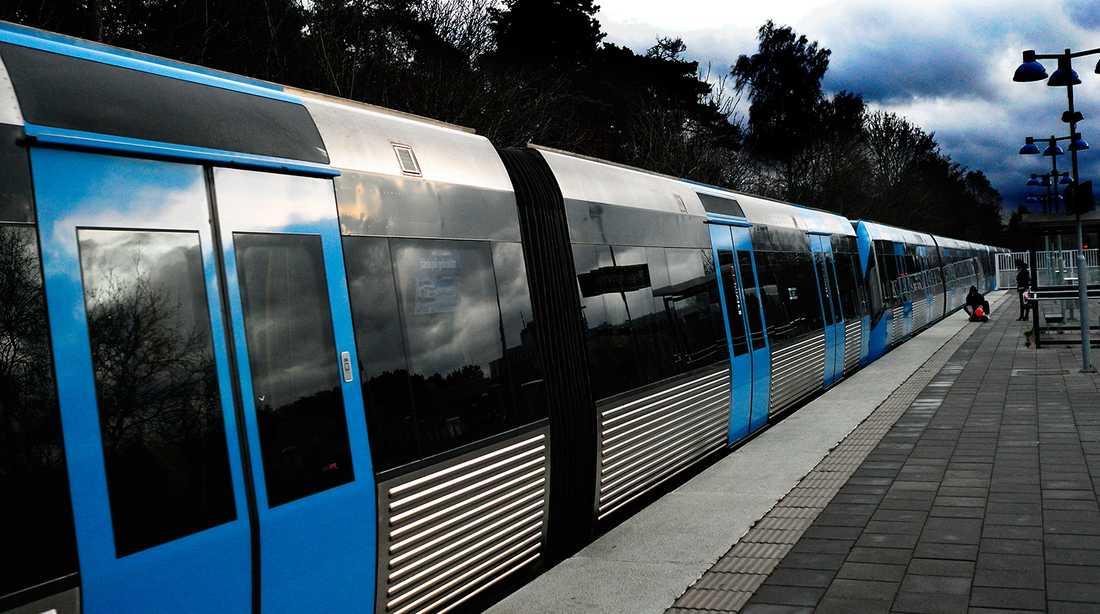 Tunnelbanan blir dyrare i september.
