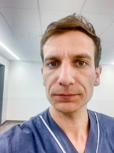 Akil Awad, läkare och initiativtagare till Stockholms sjukvårdsupprop.