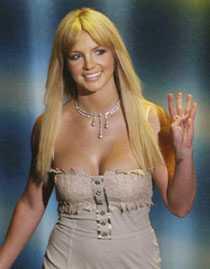 Har Britney möjligen en sexvideo i garderoben?