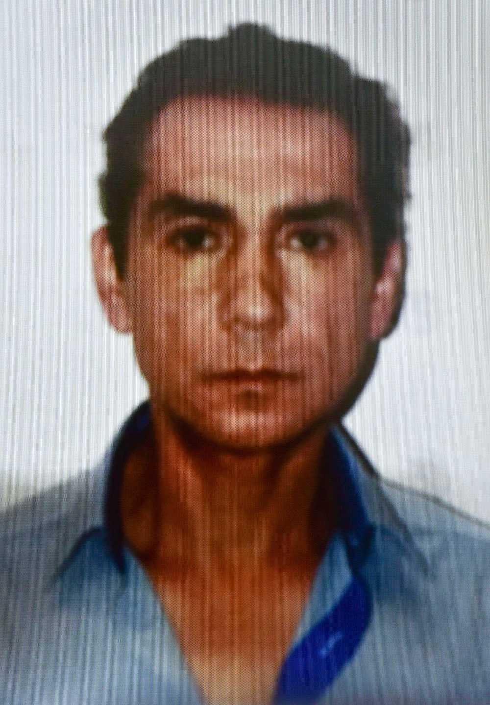Ex-borgmästaren Jose Luis Abarca.