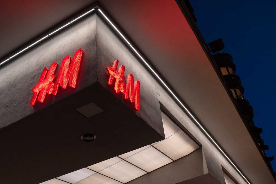 H&M: Vi har inga krav på att erbjuda provision.
