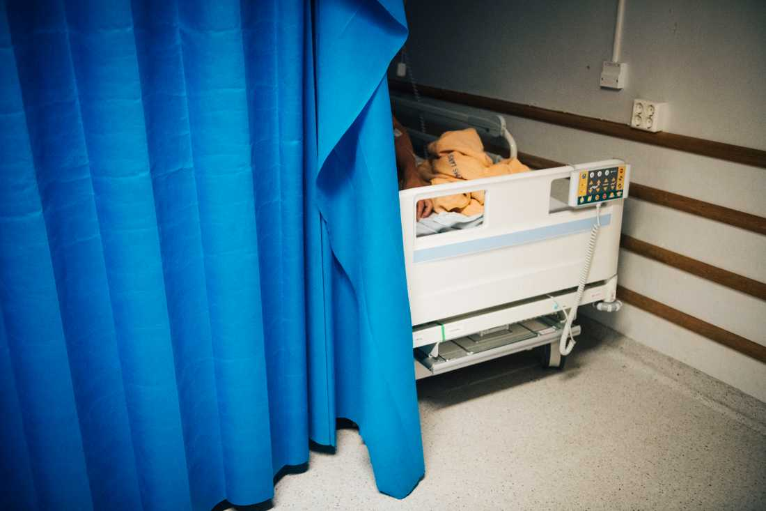SLL varnar för nytt kaos på akutsjukhuset till helgen.