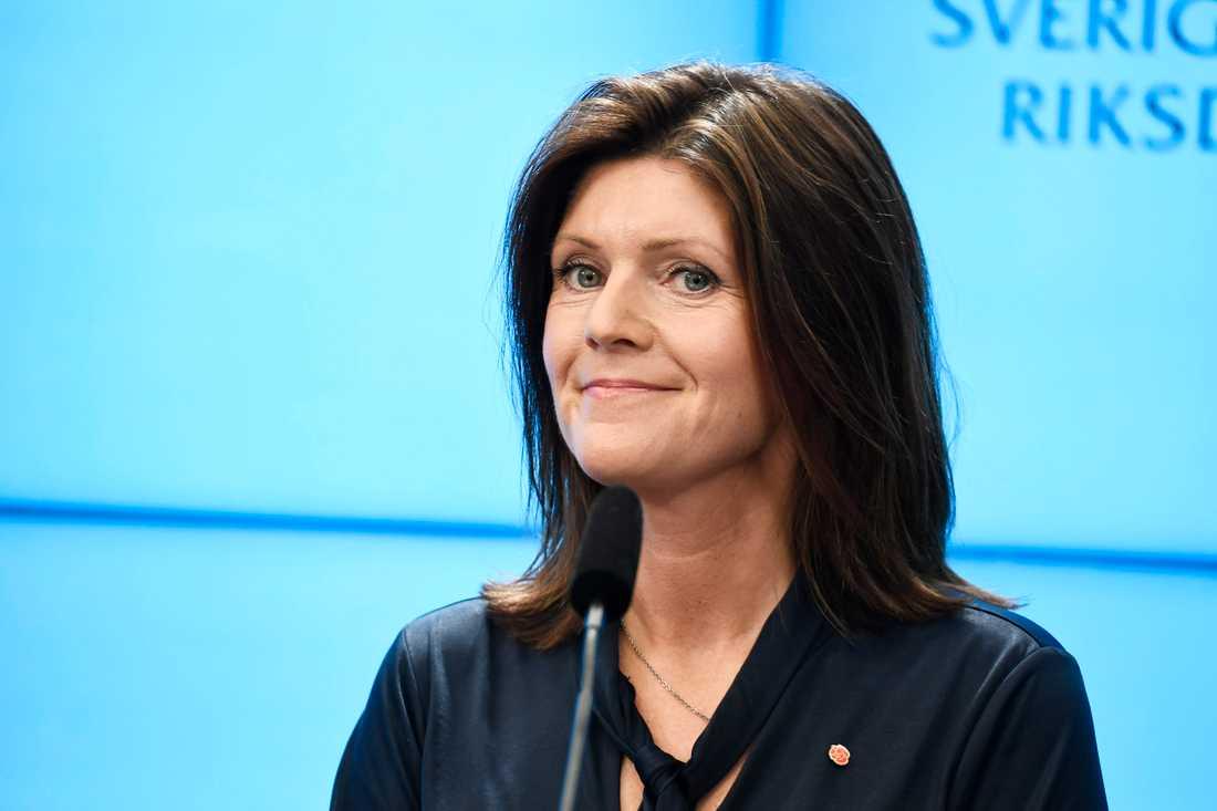Eva Nordmark blir ny arbetsmarknadsminister