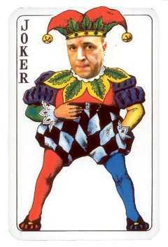 Fredrik Reinfeldt bluffar.