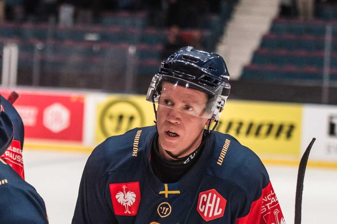 Andreas Engqvist blir borta året ut.