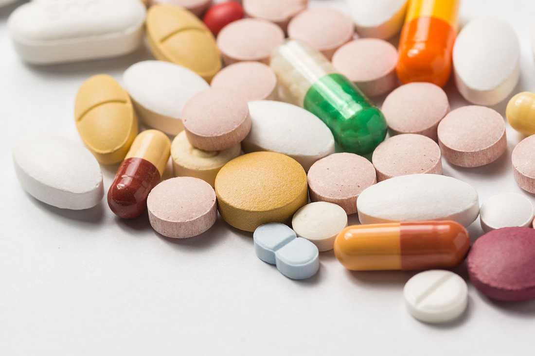 """""""Bäst vore om man kunde förstatliga läkemedelsindustrin"""", säger överläkare Peik Gustafsson."""