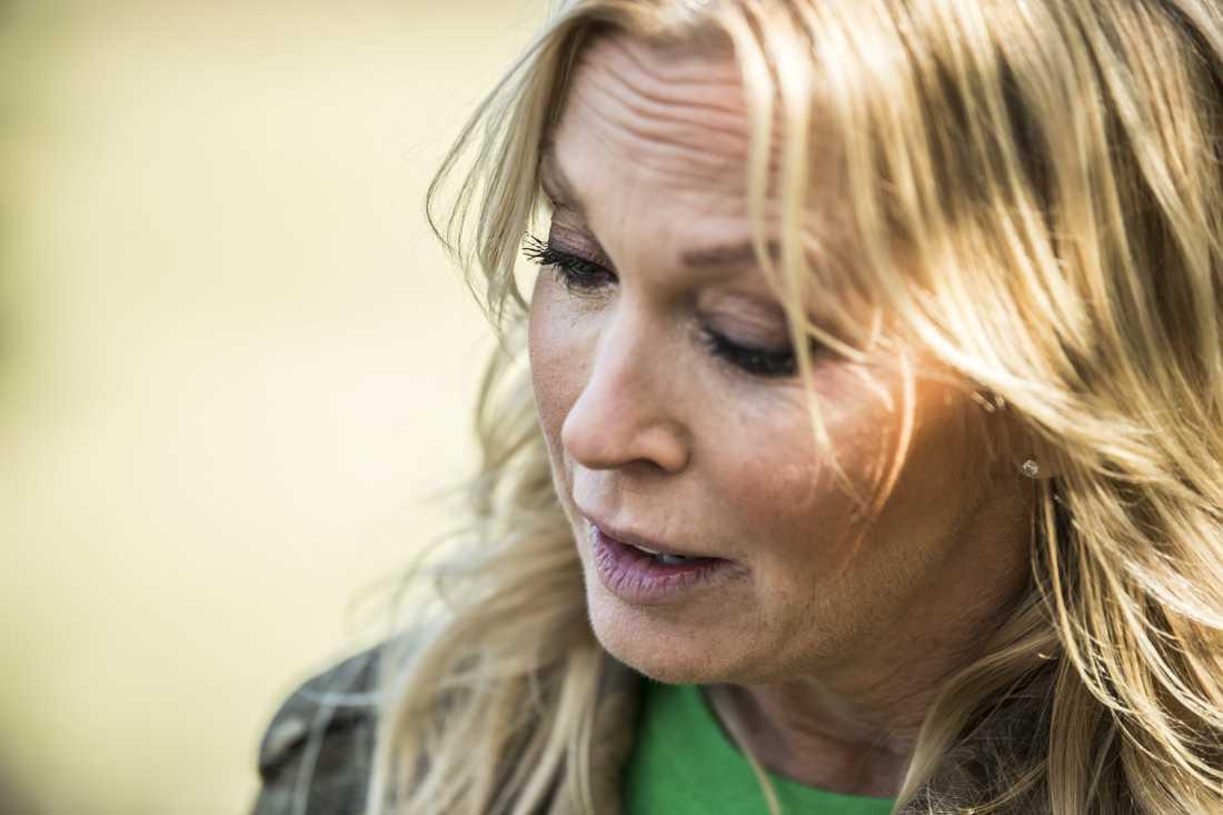 "Linda Lindorff programleder ""Bonde söker fru"""