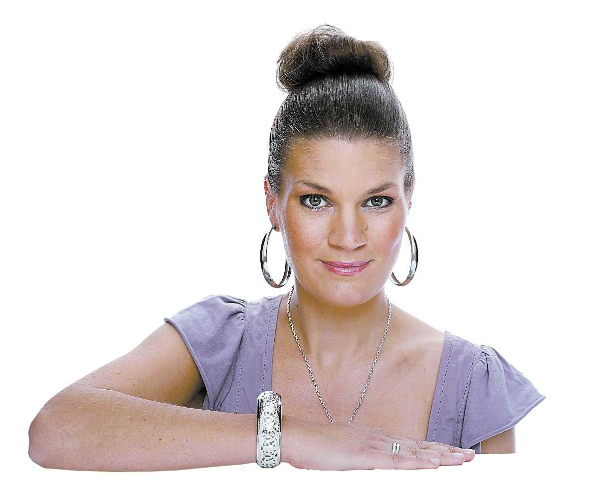 Fotbollsfrun MalinWollin är kröniköri Aftonbladet och på wendela.se