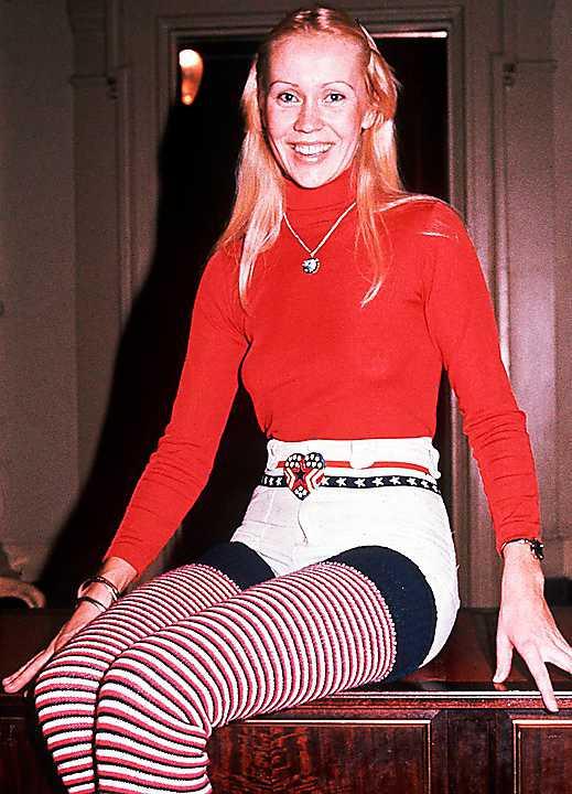 Agnetha Fältskog 1974