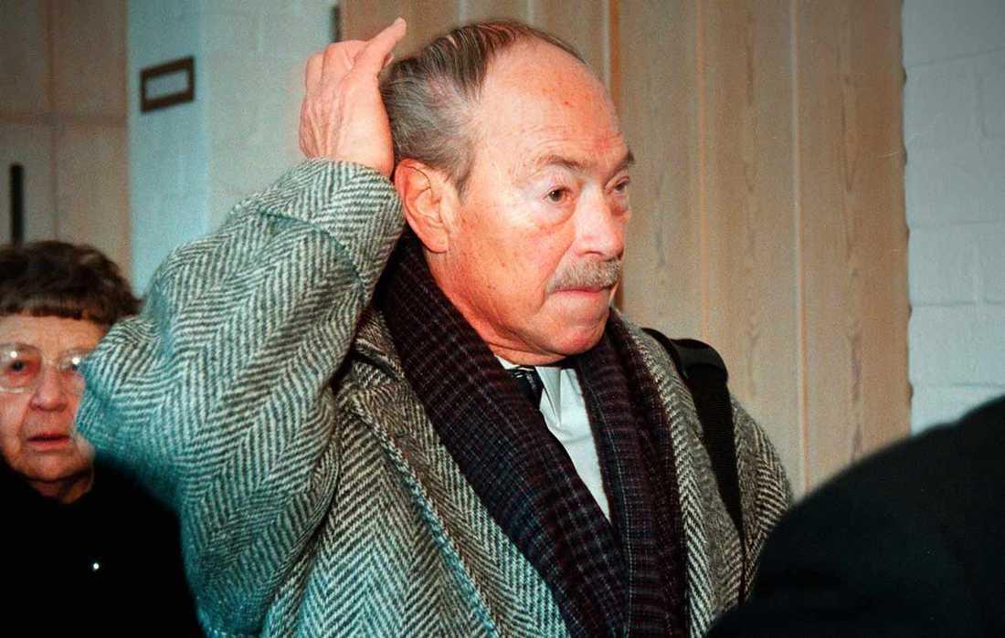 Bengt Hallberg blev 80 år gammal.