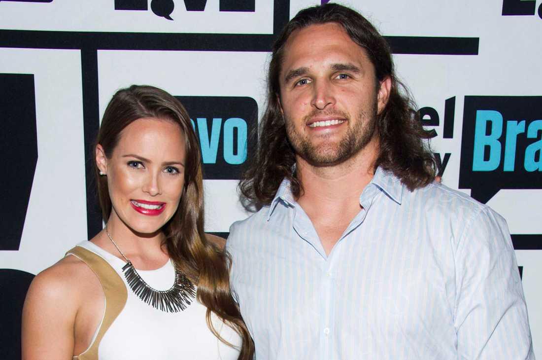 Kara Keough och Kyle Bosworth.