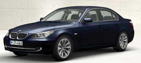 BMW 5-serien i topp på årets lista