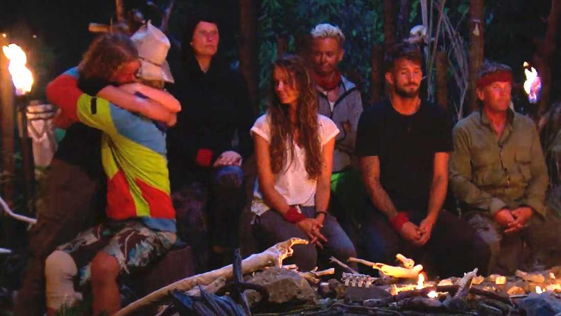 Désirée  ger Daniel en kram.