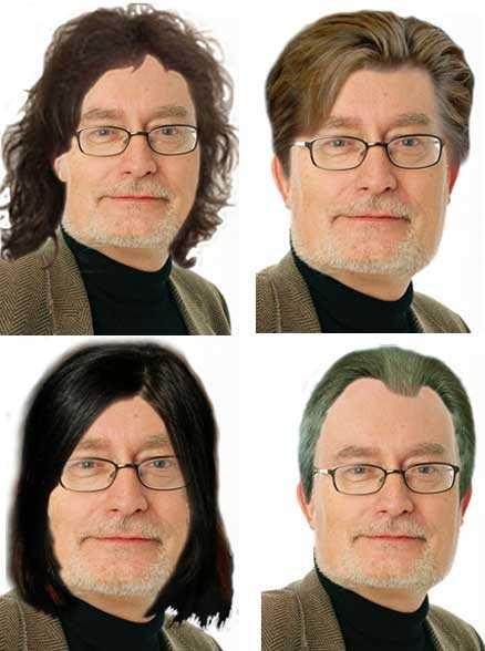 Svallande som Pär Holmgren, välfönat som Don Johnson, coolt som Jared Leto eller perfekt som Svennis?