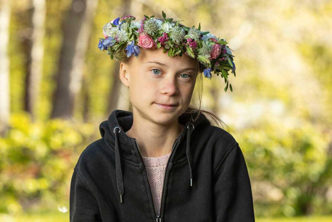 Greta Thunberg blir först ut av årets sommarpratare – och den yngsta någonsin.