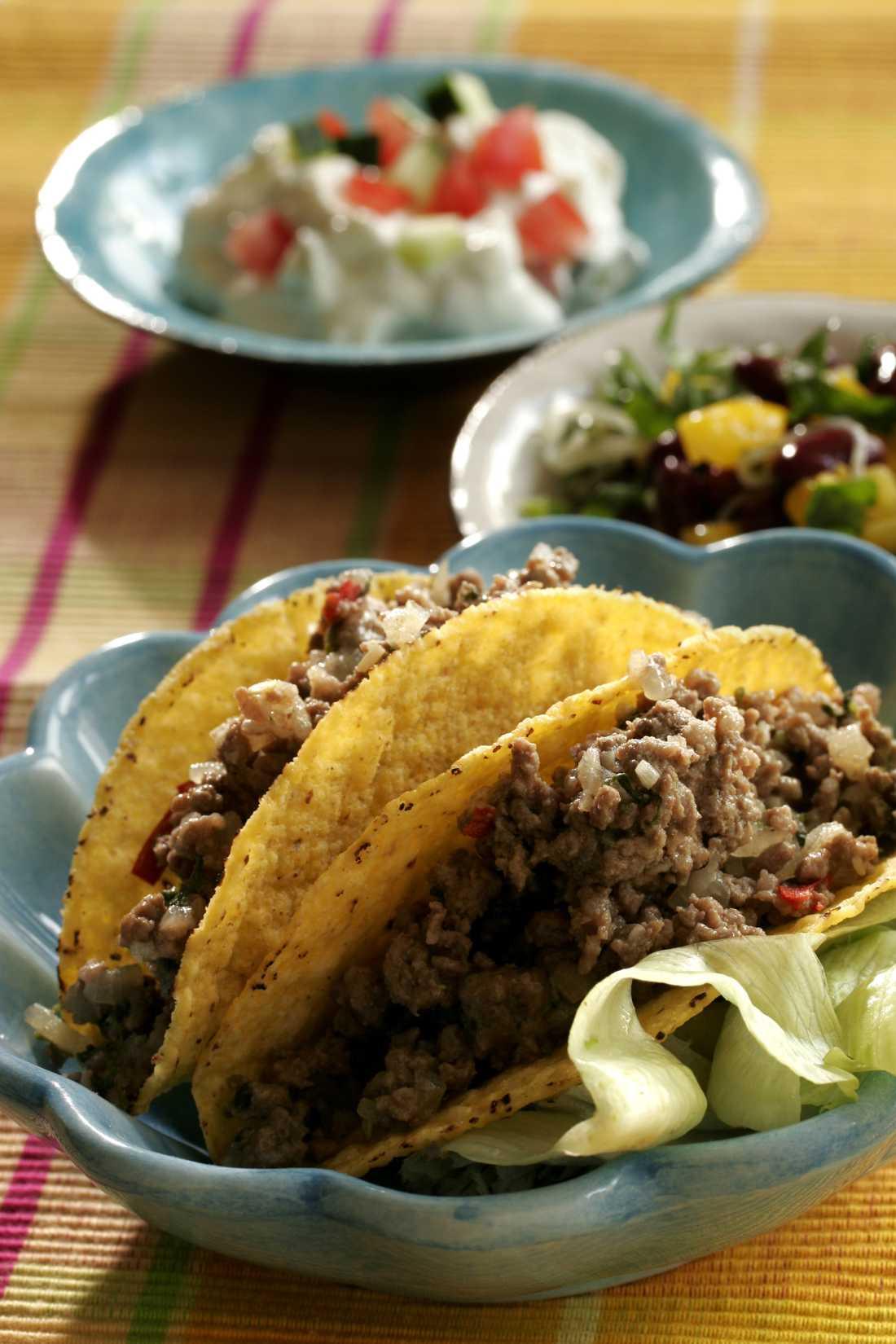 Blir det tacos till middag i helgen? Vincent Arrhenius tipsar om sina favoritviner till tacos-myset.
