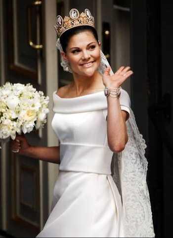 Victorias bröllop.