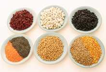 Bönor och linser är viktiga inslag under ramadan.