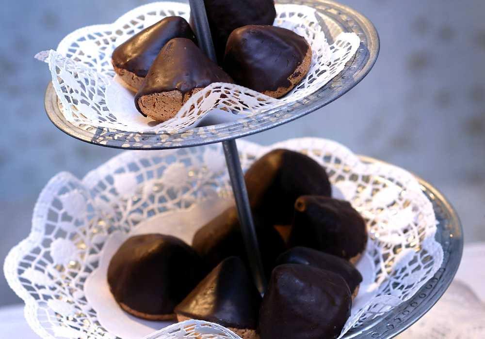 Minichokladbiskvier