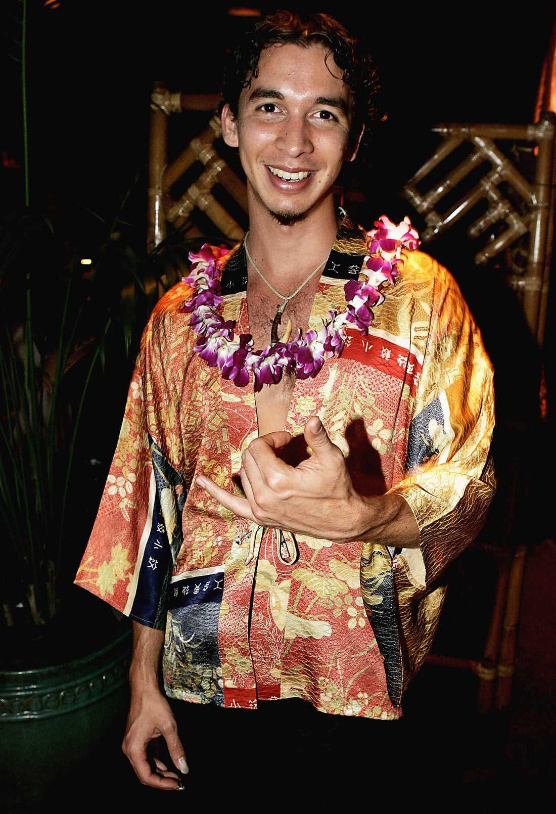 Makana Den glada gitaristen från Hawaii