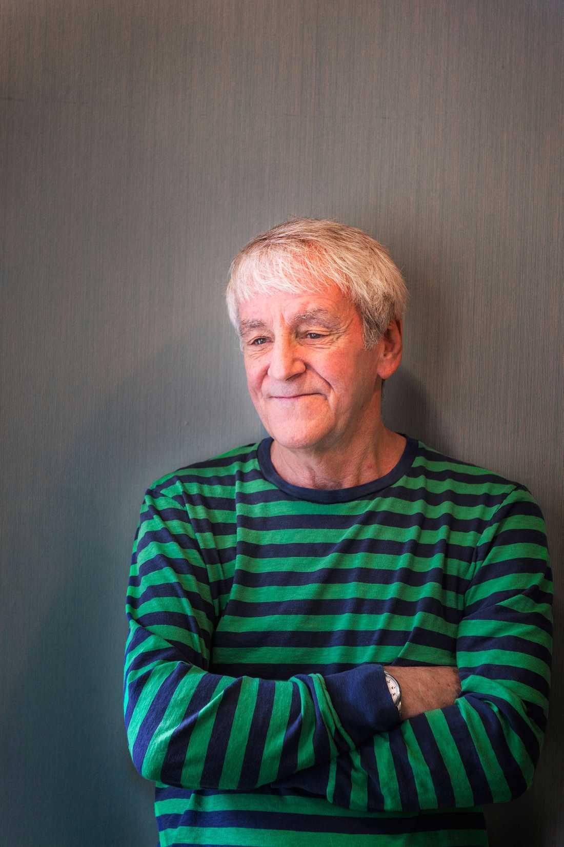Colin Nutley.
