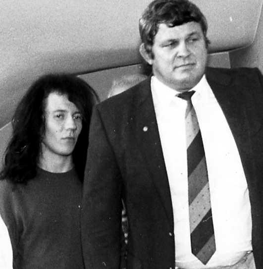 """Pelle Svensson var Juha Valjakkalas försvarare. """"Det var enda gången under mina 20 år som brottsmålsadvokat som jag hade mardrömmar"""", säger han."""