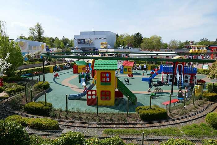 Nytt nöjesfält planeras - ska konkurrera med Legoland i Billund.