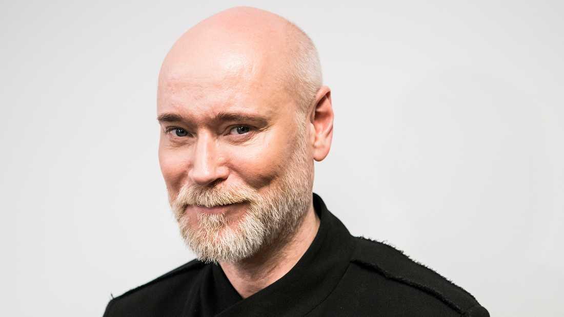 Designern Lars Wallin.