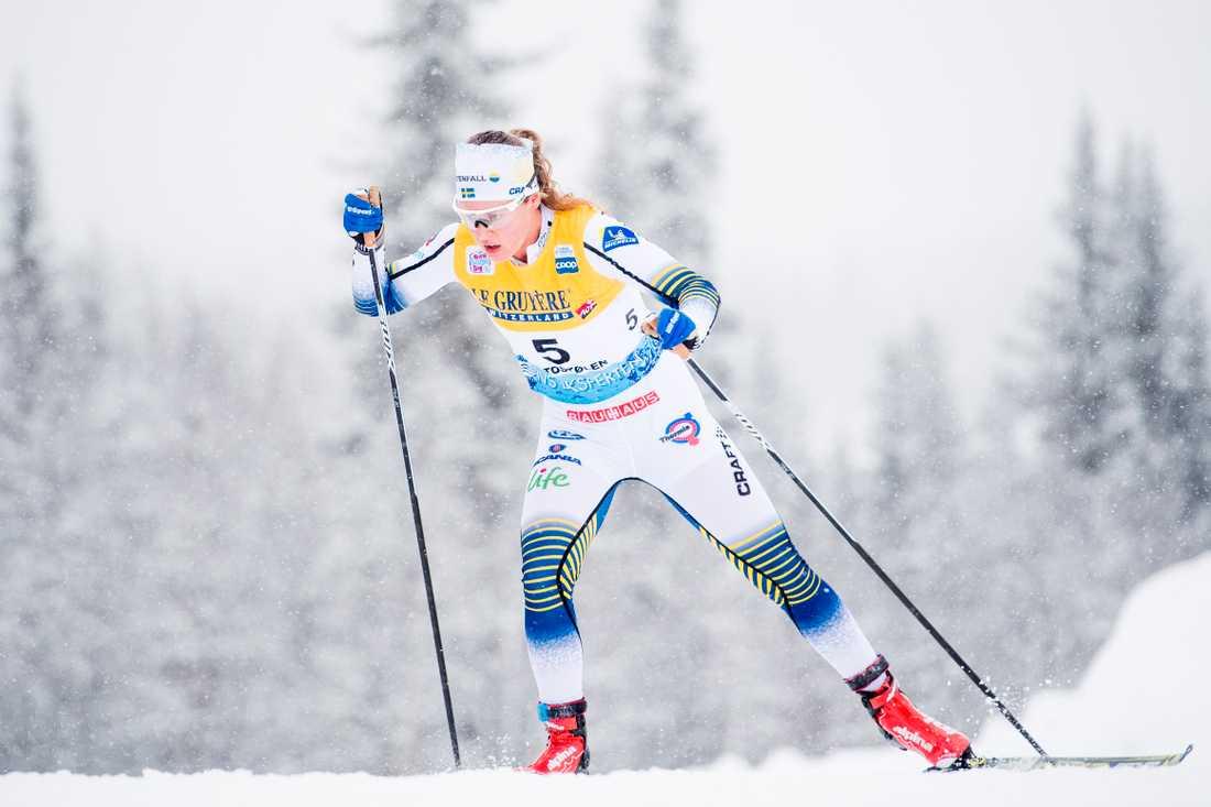 Elina Rönnlund.