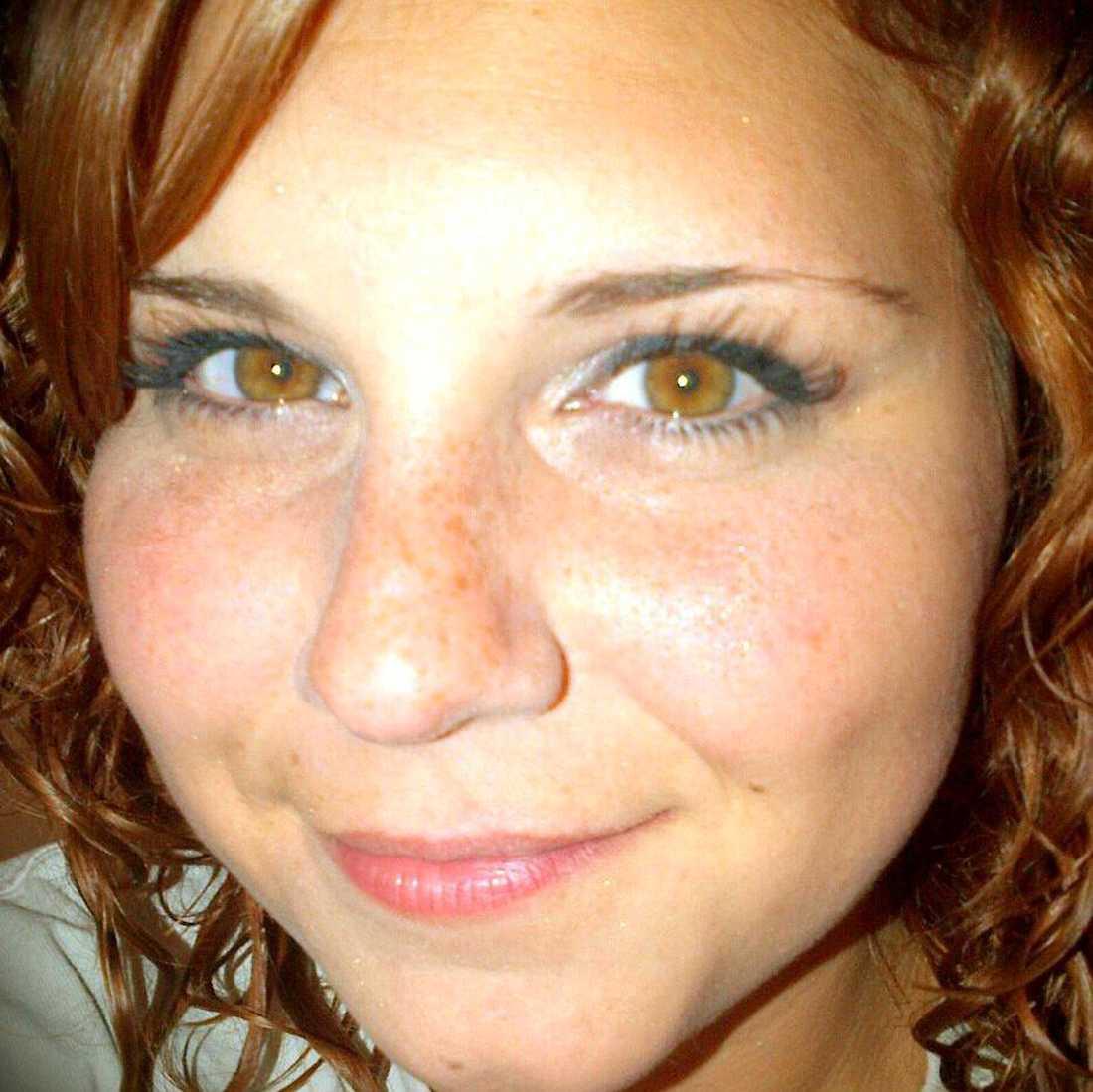 Heather Heyes blev 32. Hon dödades i bilattacken i Charlottesville.
