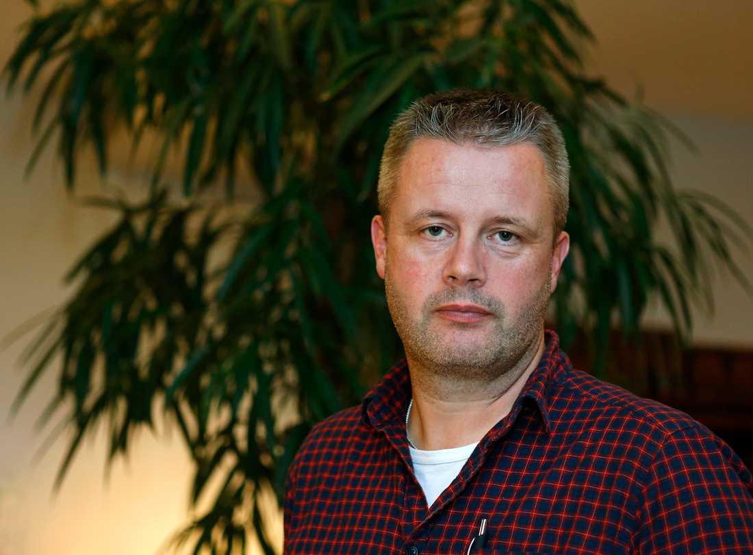 Svensk Travsports domarbas Jonny Staf.
