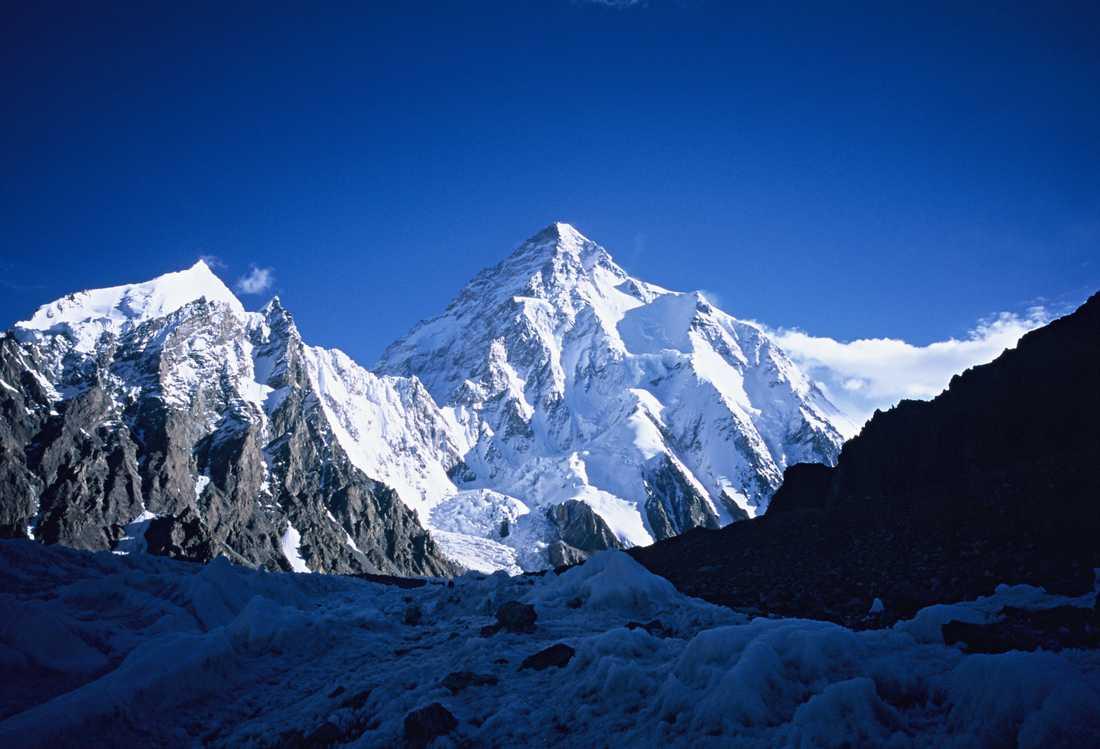 K2 är världens näst högsta berg, och det svåraste att bestiga.