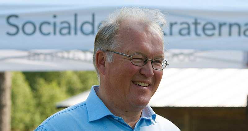 Göran Persson missar valet på söndag.