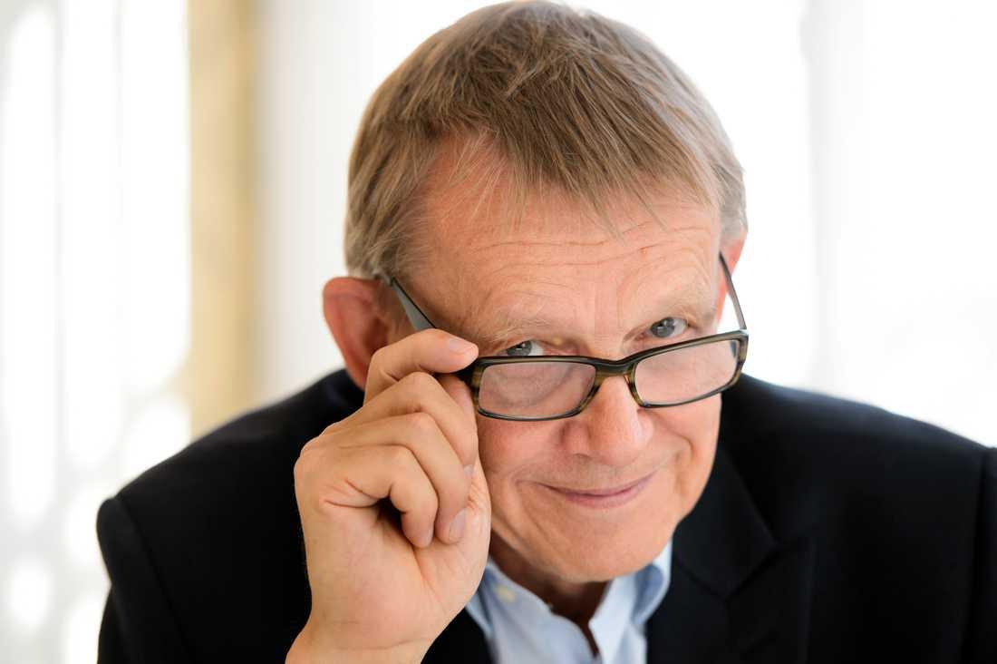 Hans Rosling blev 68 år.