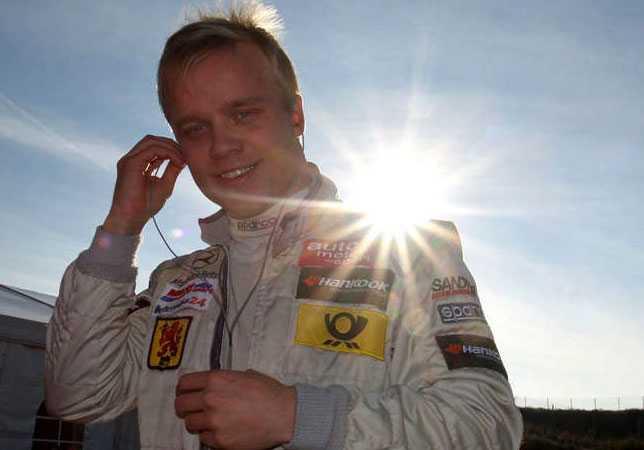 Felix Rosenqvist.