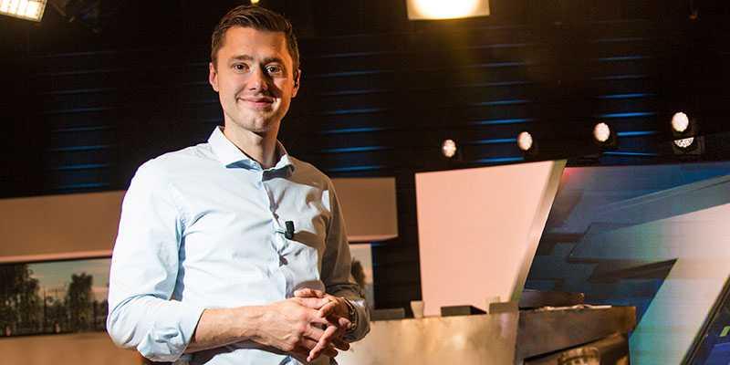 """Per Skoglund är en av deltagarna i """"Fångarna på fortet"""" som sänds i TV4 med start i augusti."""