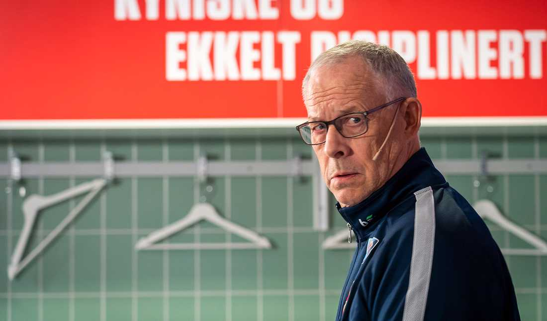 Norges förundskapten Lars Lagerböck