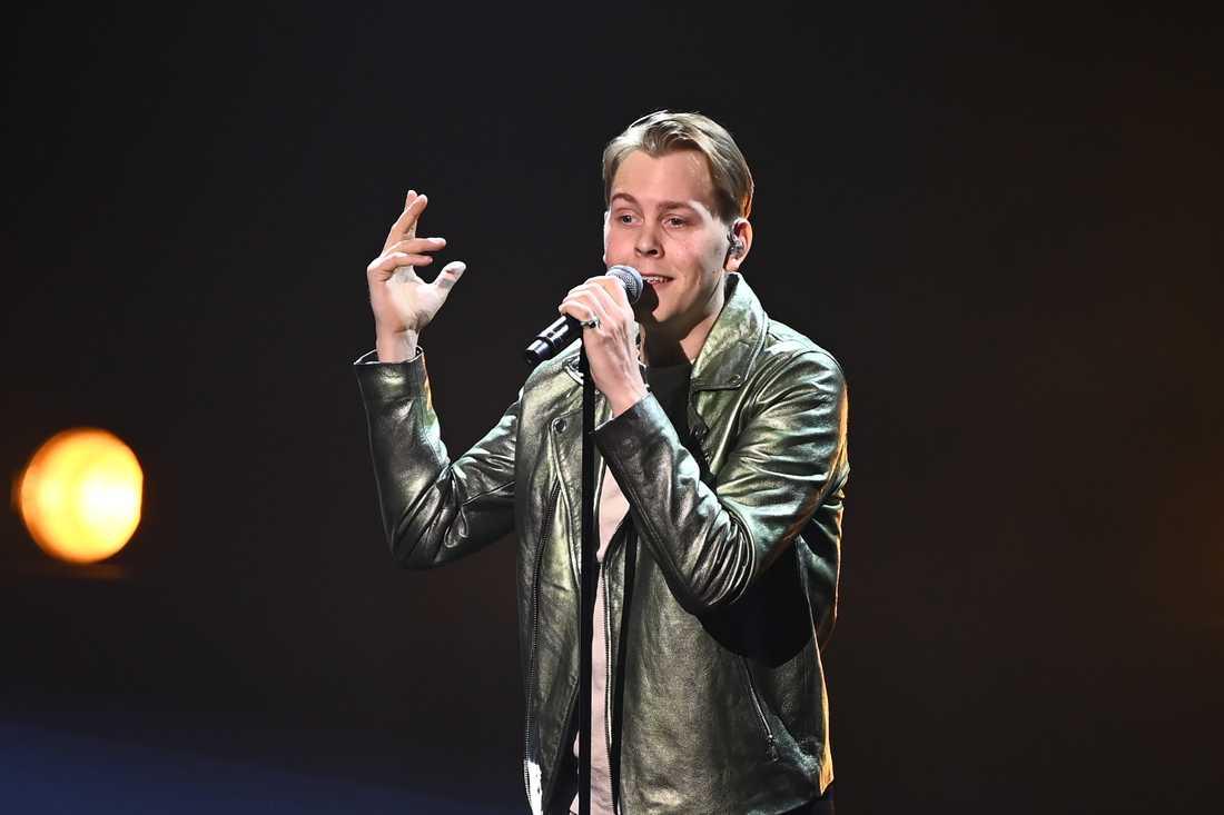 Emil Assergård gör Melodifestival-debut