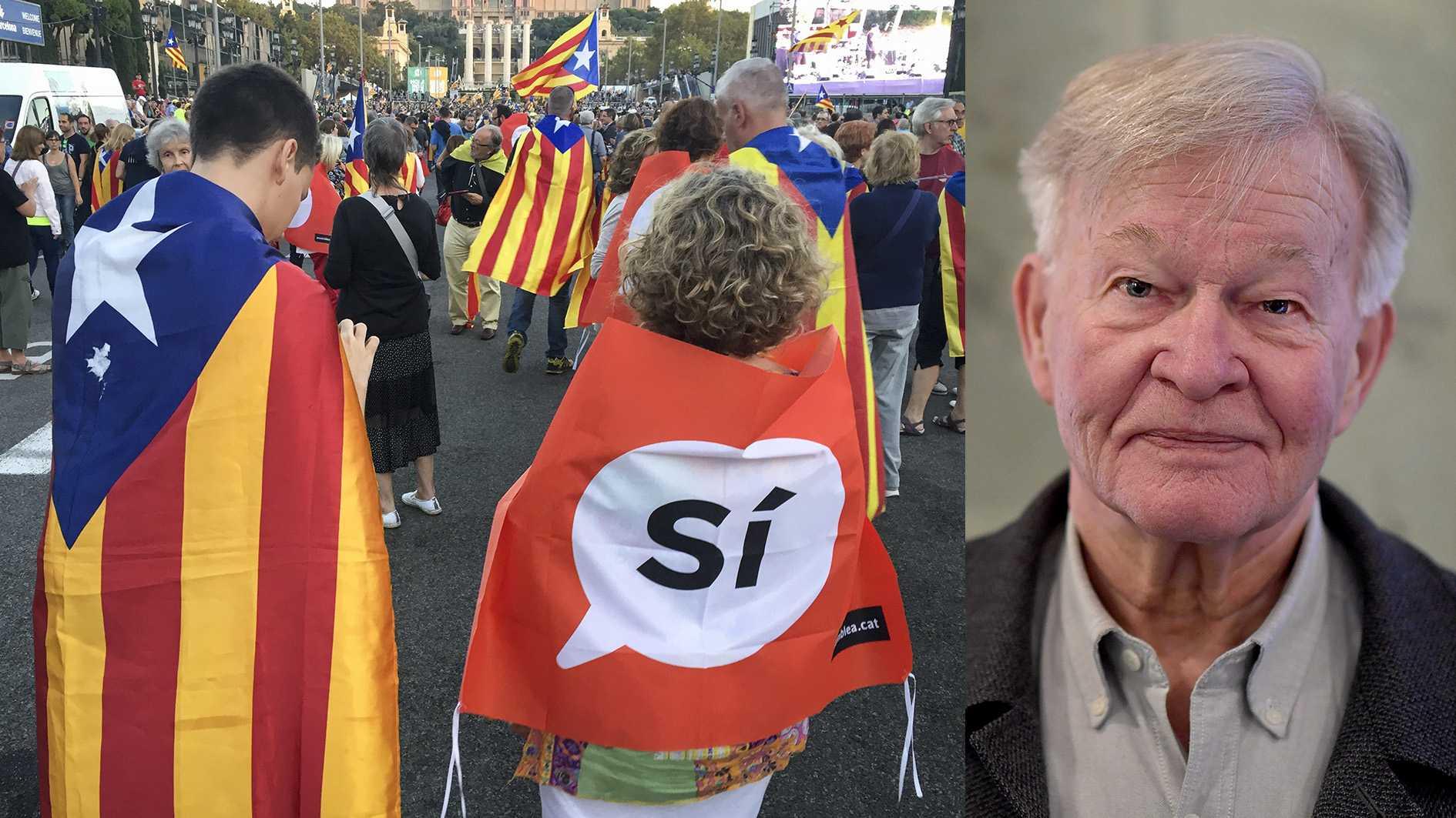 Olle Svenning kommenterar de senaste turerna i Spanien, Katalonien och EU.