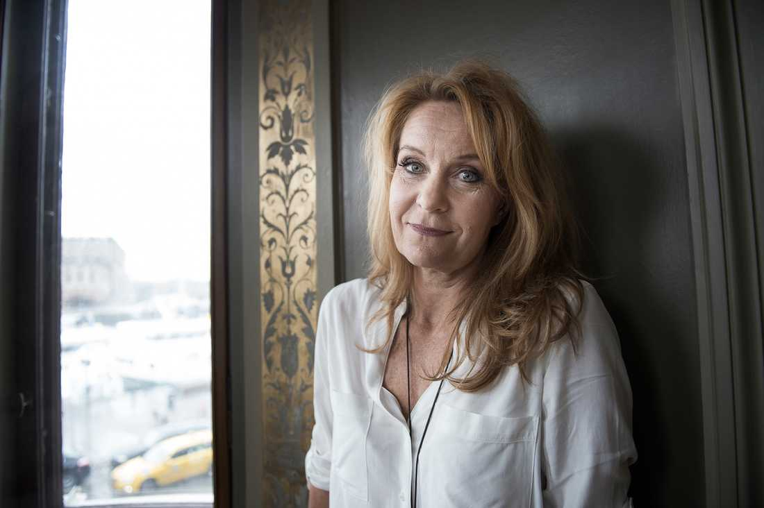 Maria Lundqvist.