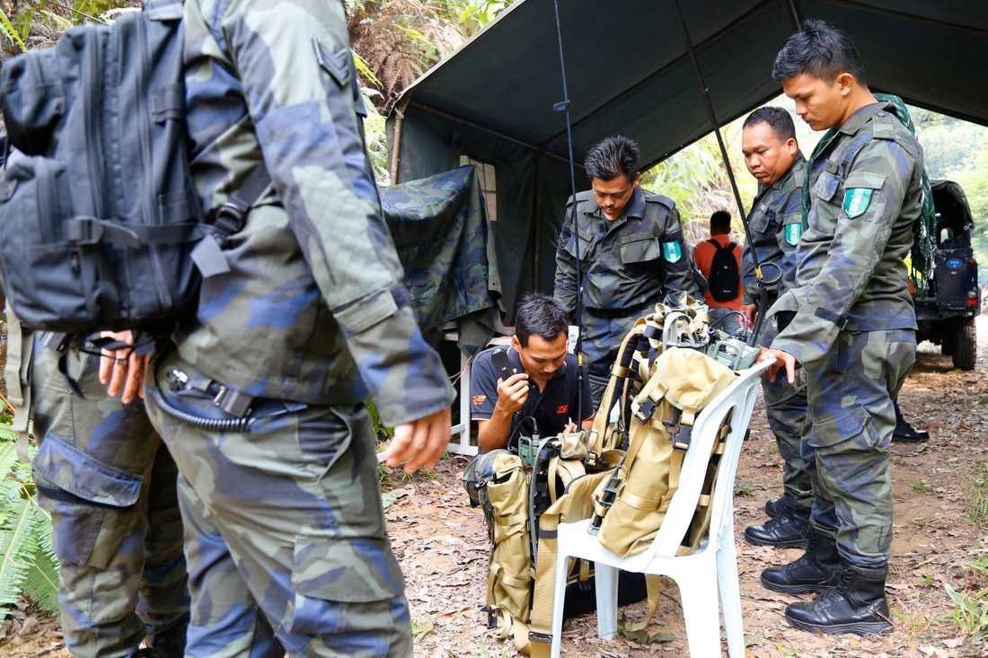 Polisen i Malaysia tror inte Nora försvann frivilligt.