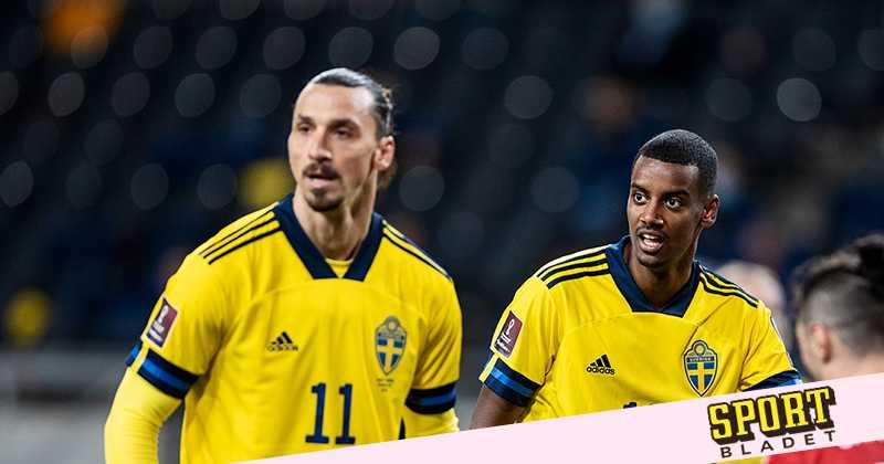 Här är den svenska startelvan – i VM-premiären 2022