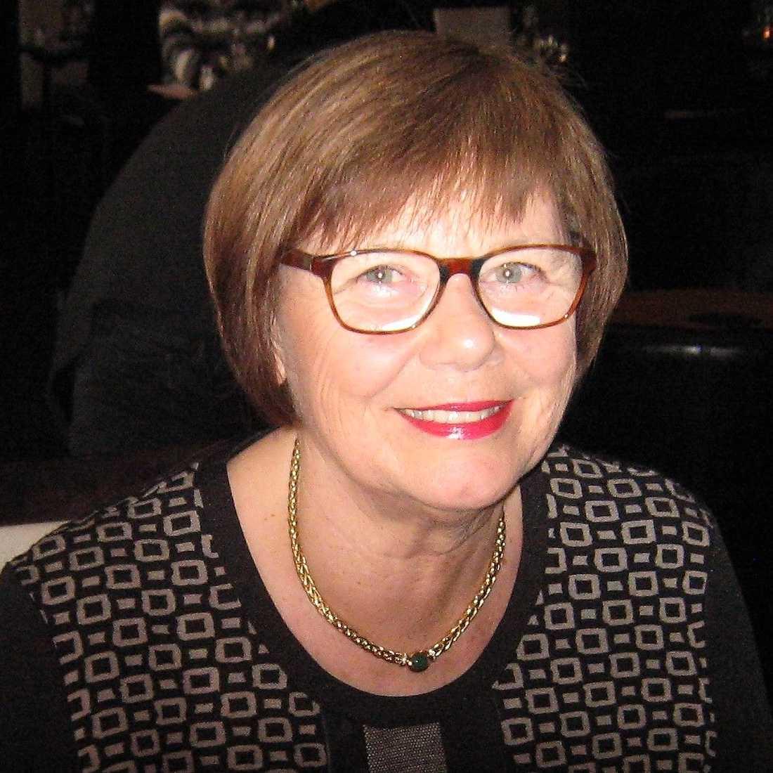 Marianne Gabrielsson.