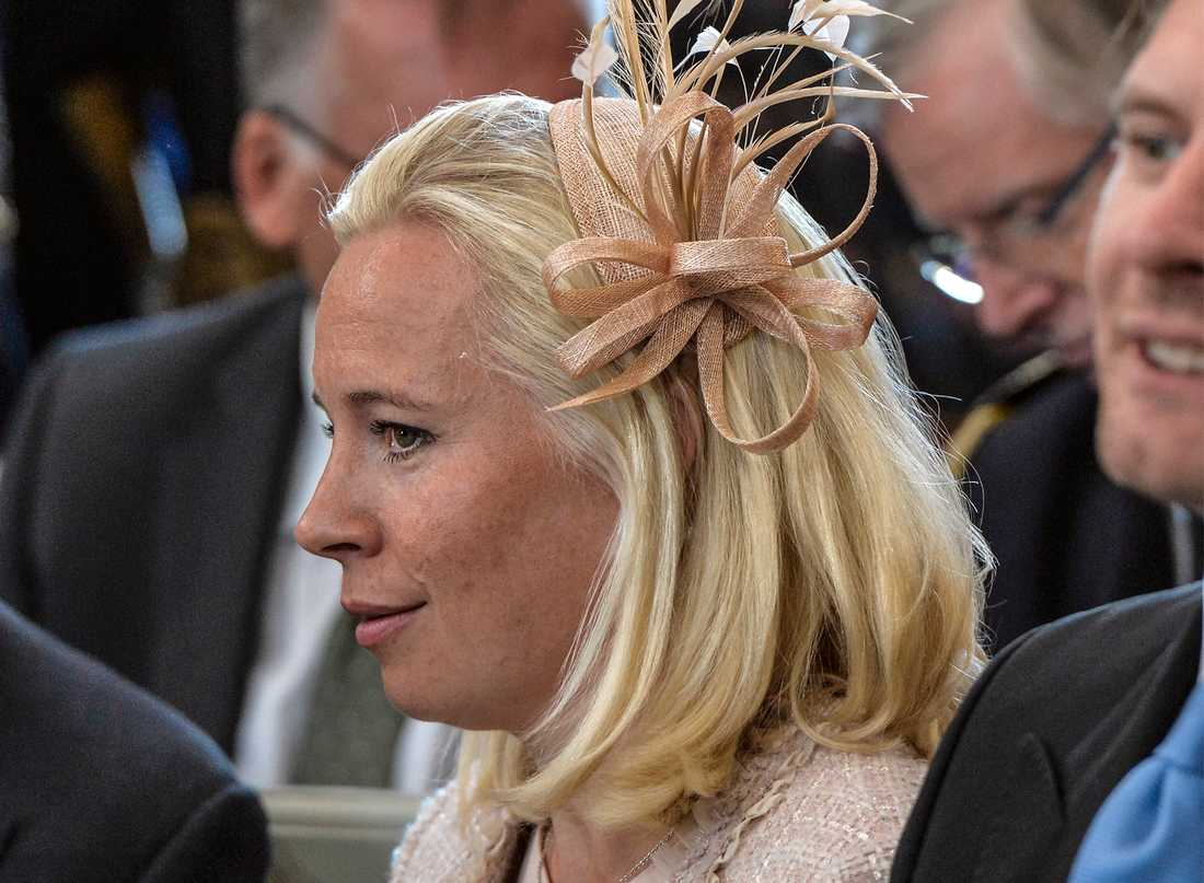 Charlotte Kreuger Cederlund.
