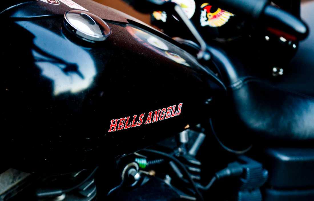Mc-klubben Hells Angels förbjuds i Nederländerna. Arkivbild.