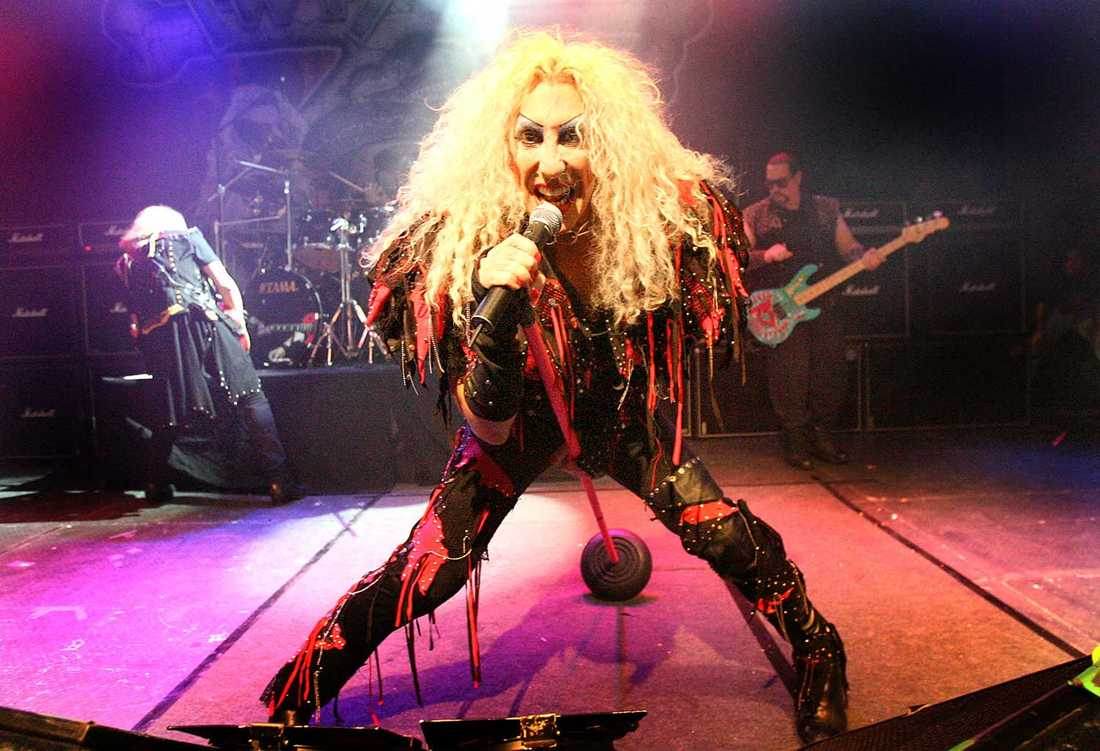 Dee Snider är frontman för bandet.